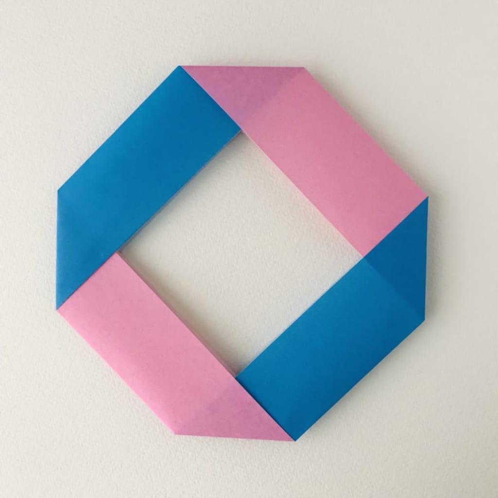 カミキィさんによるオリカタアイコンの折り紙
