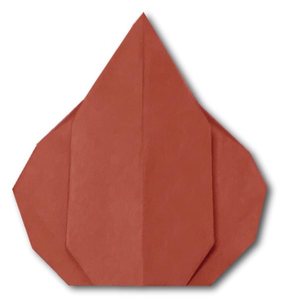 おりがみくらぶ(新宮文明)さんによるたまねぎの折り紙