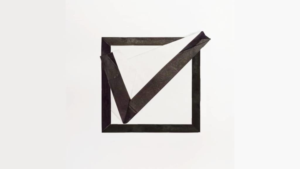 ハディさんによるチェックボックスの折り紙